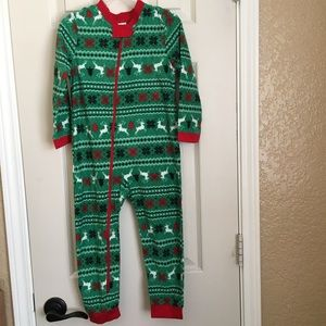North Pole Trading Co Unisex Kids Pajamas